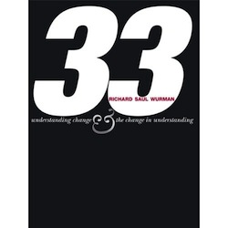 33 by Richard Saul Wurman